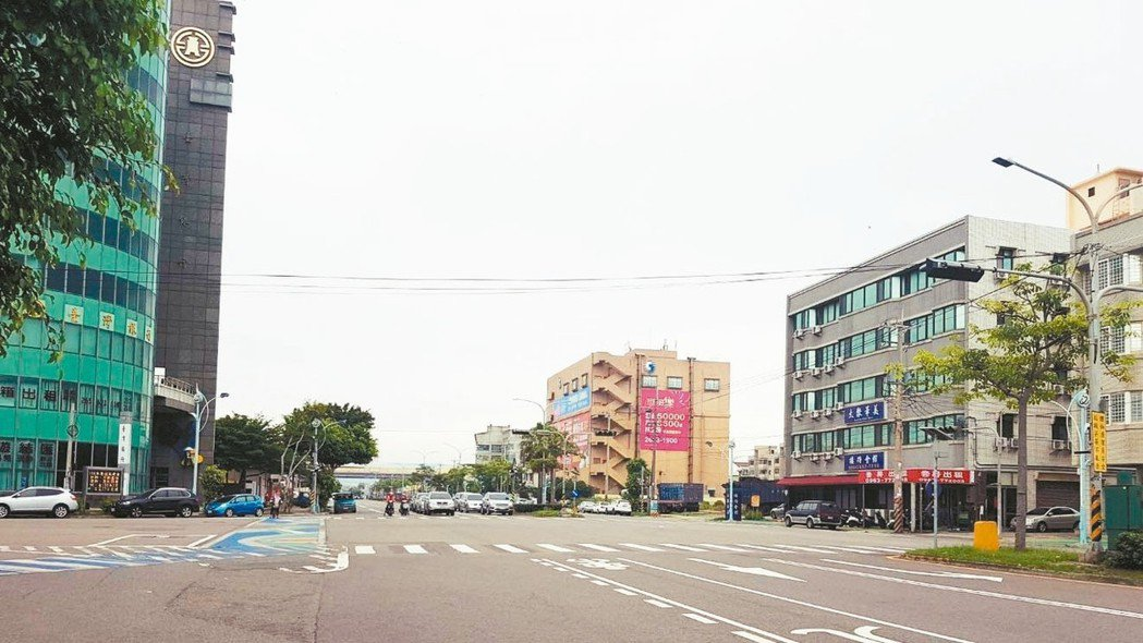 清水街景。 圖/全國不動產提供