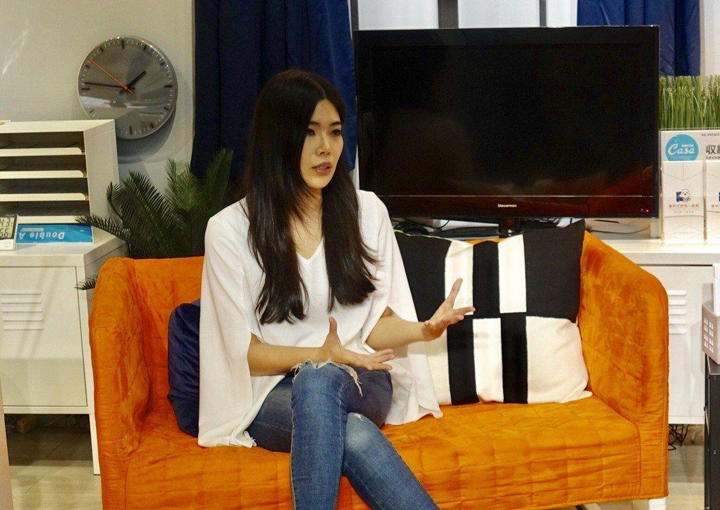 摩爾空間邀請理財網紅Selena分享新生活模式Smart Living。 摩爾空...