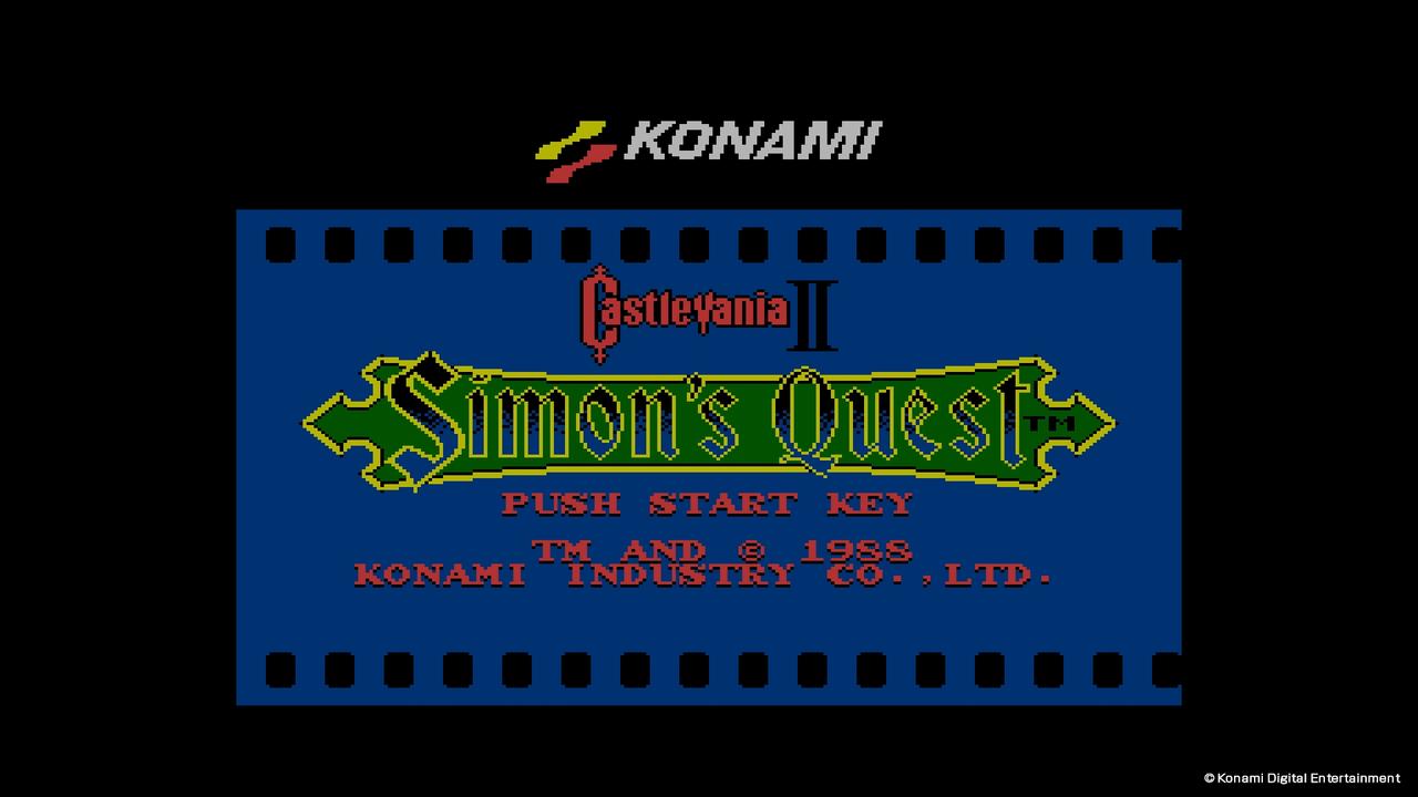 Simon's Quest