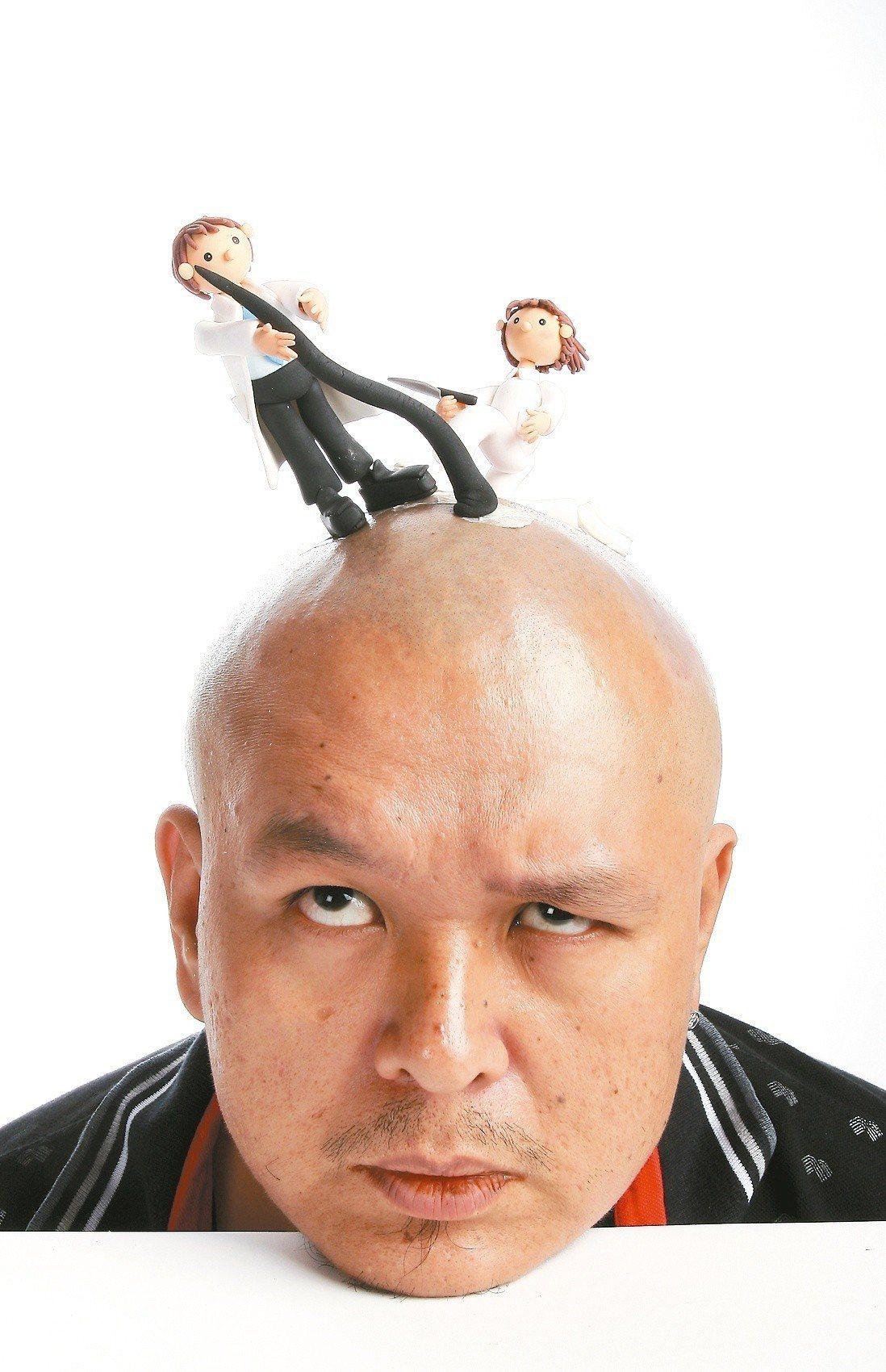 科學證據顯示,我們能透過飲食擁有強健的髮束、減少落髮。本報資料照片