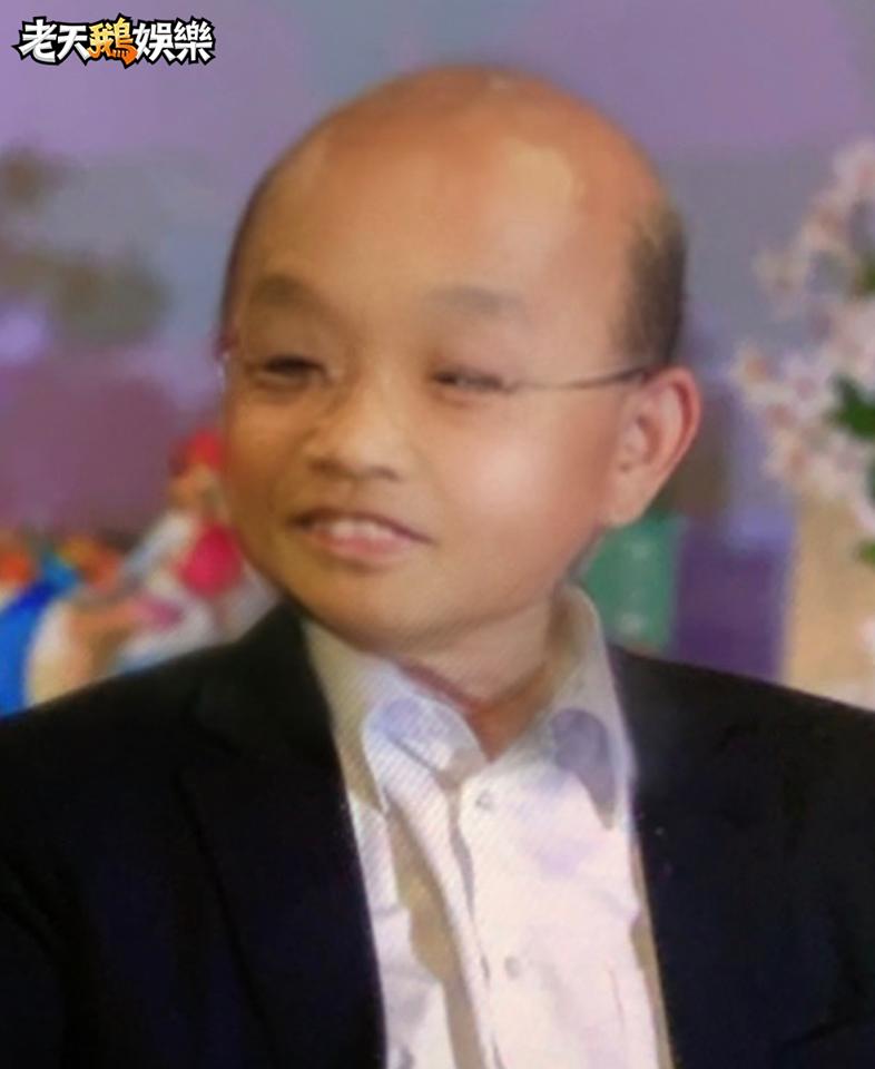 Q版蘇貞昌。圖/取自老天鵝娛樂