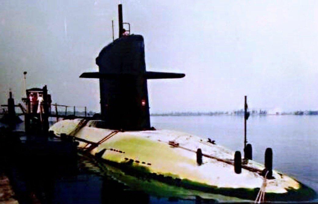 海軍256戰隊潛艦耐航紀錄解密 連續潛航誰稱王