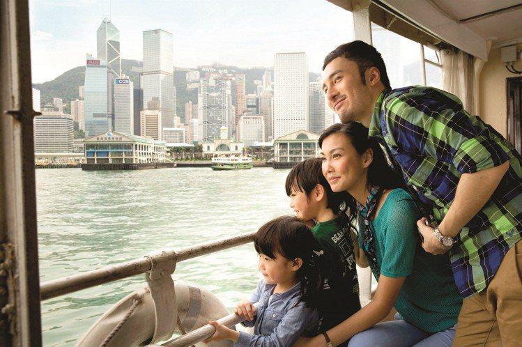台北國際觀光旅展香港館親子同遊現省2萬,堪稱史上最優惠!圖/香港旅遊局提供