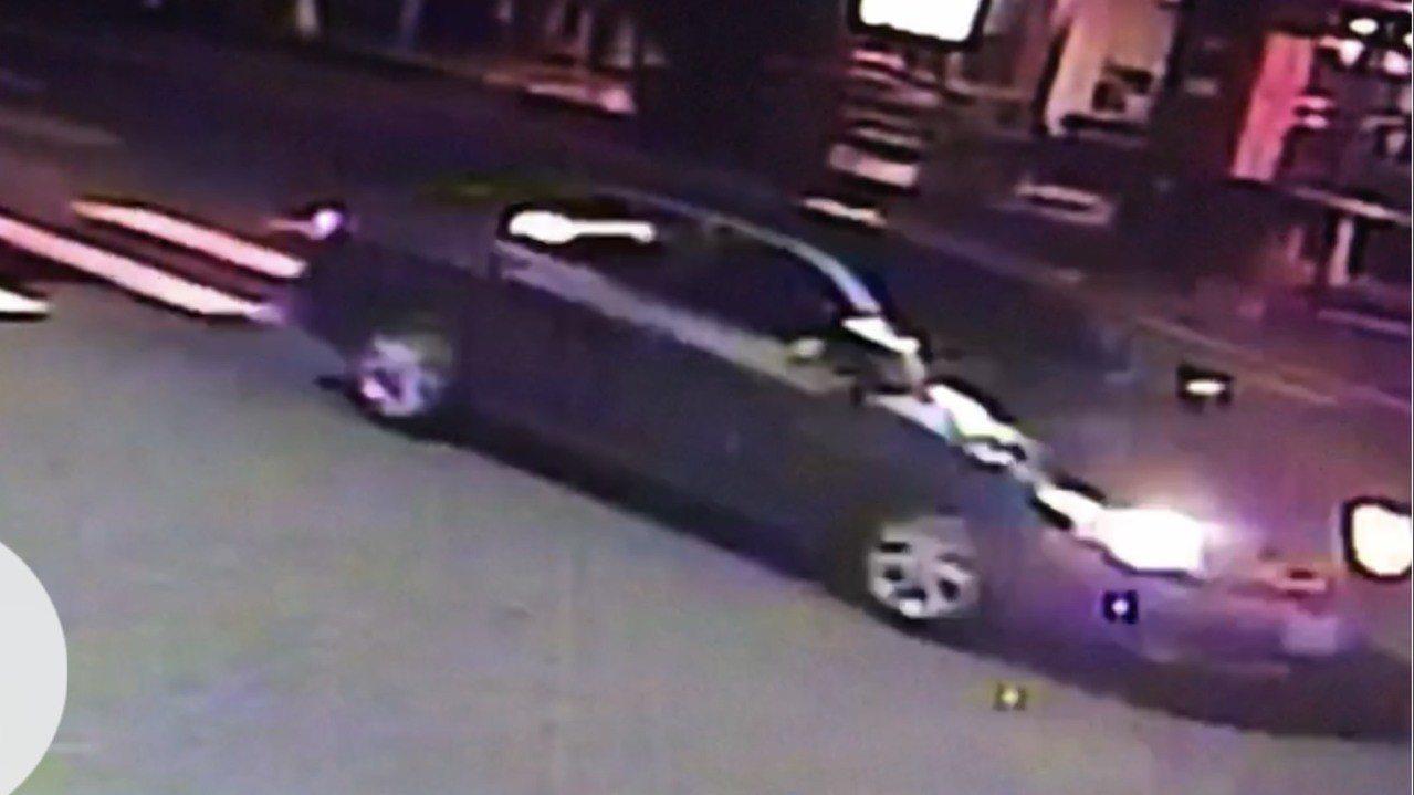 警方掌握劉女開車出入加油站買油,認定涉案。記者周宗禎/翻攝