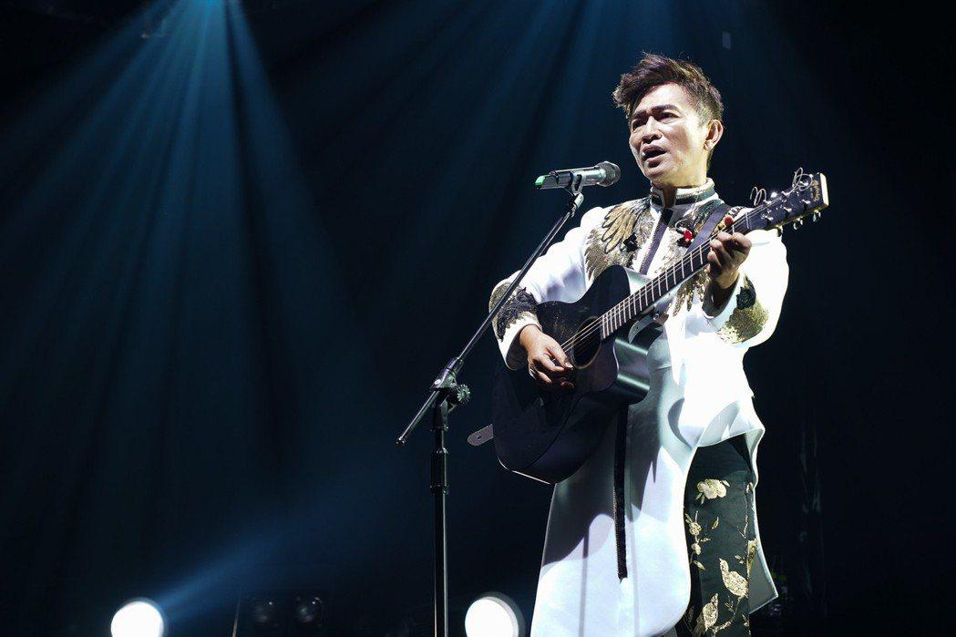 吳宗憲首度在高雄巨蛋舉辦演唱會。圖/華貴娛樂提供
