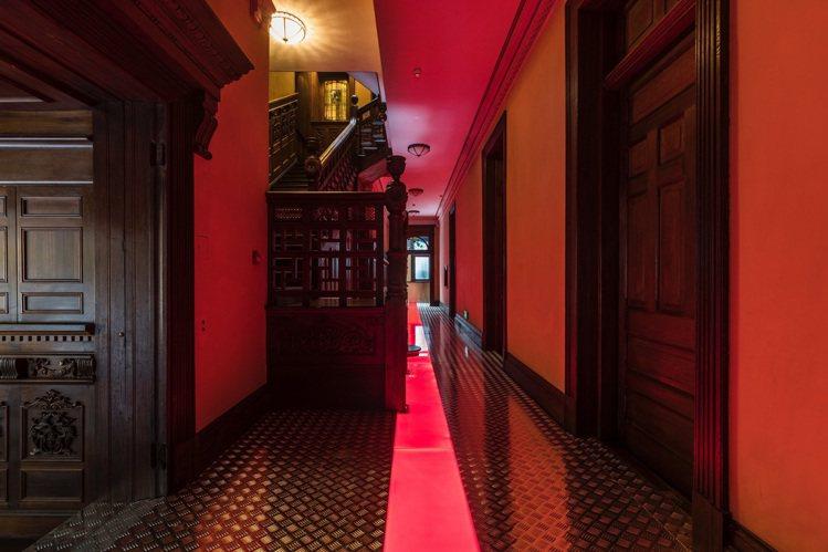 Prada為上海百年花園洋房榮宅費時六年的修繕計畫。圖/Prada提供