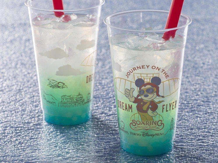 「翱翔:夢幻奇航」推出4款特色主題餐點。圖/東京迪士尼度假區提供