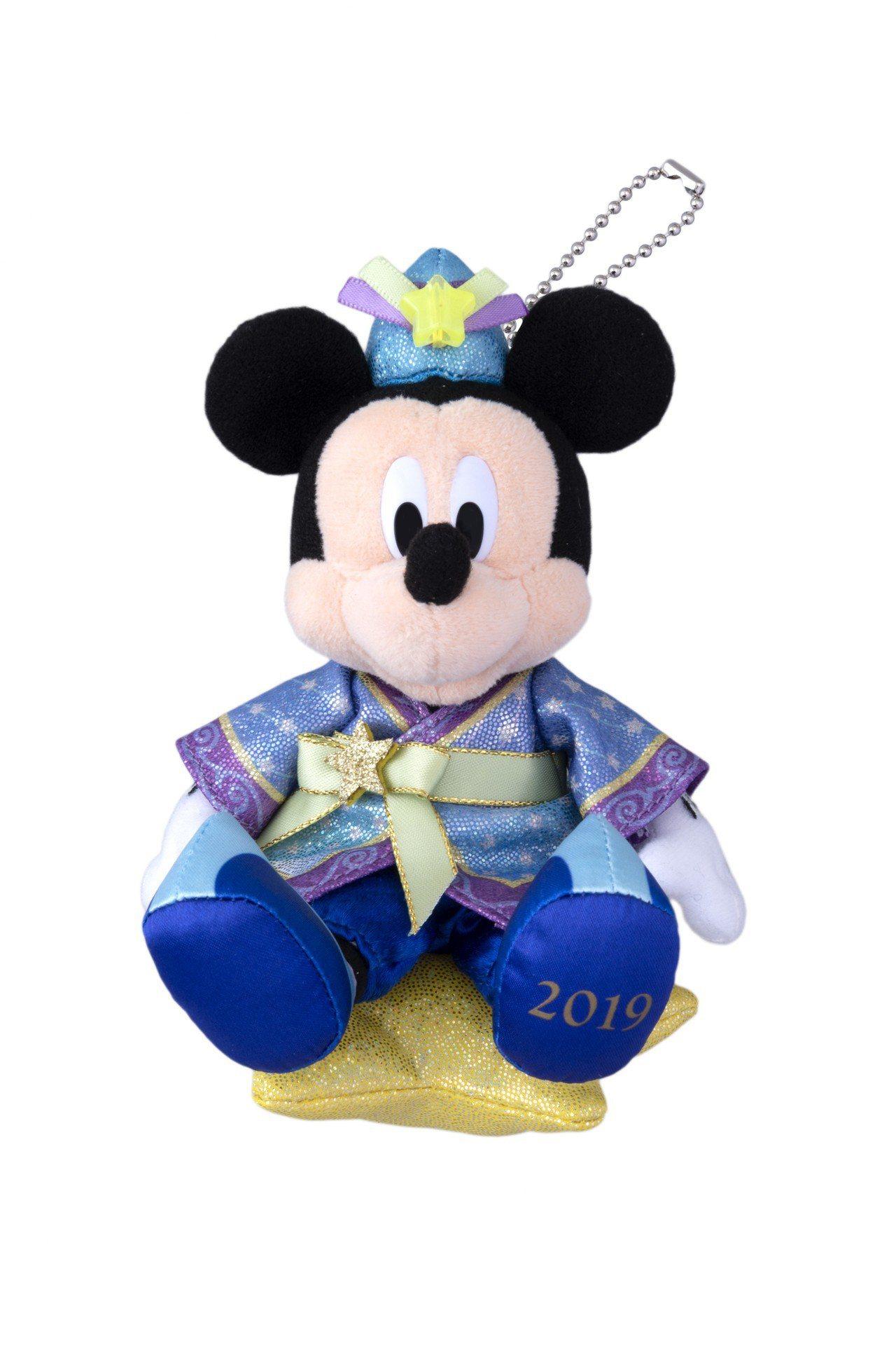 「迪士尼迎七夕」活動共推出約40種期間限定商品,以及10種特色餐點。圖/東京迪士...