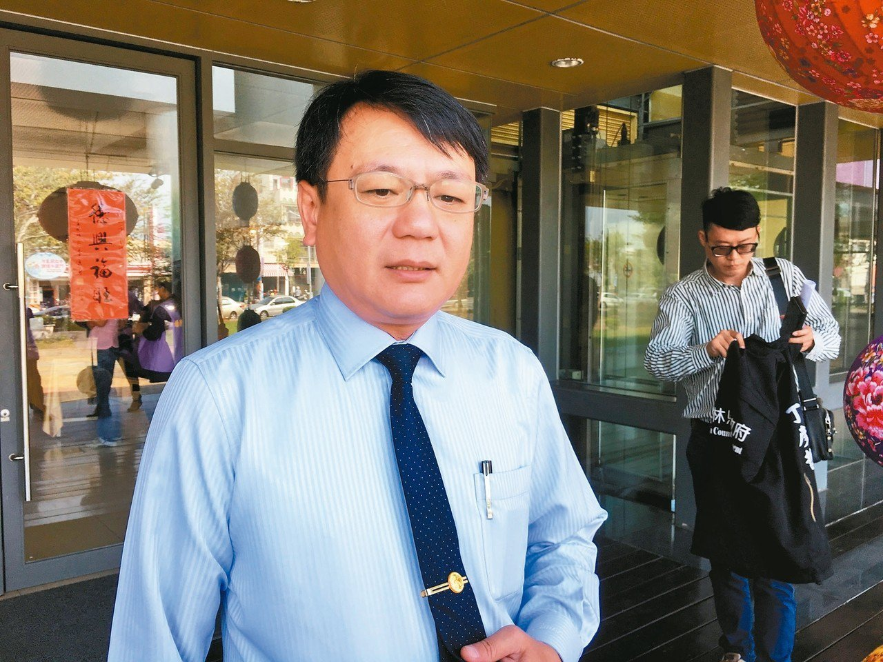 菸酒公司董事長由雲林縣前副縣長丁彥哲出線。 圖/聯合報系資料照片