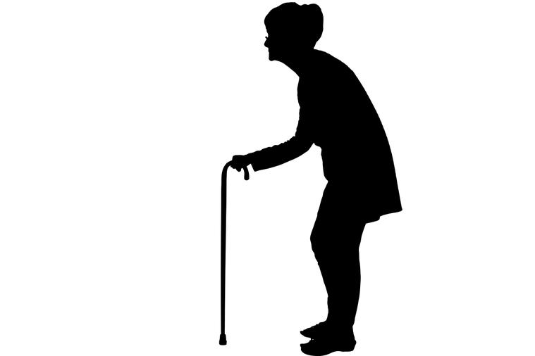 戲劇、漫畫中常常以「拄著手杖」、「駝背」作為老人家的意象,王志元笑著說,看到這些...