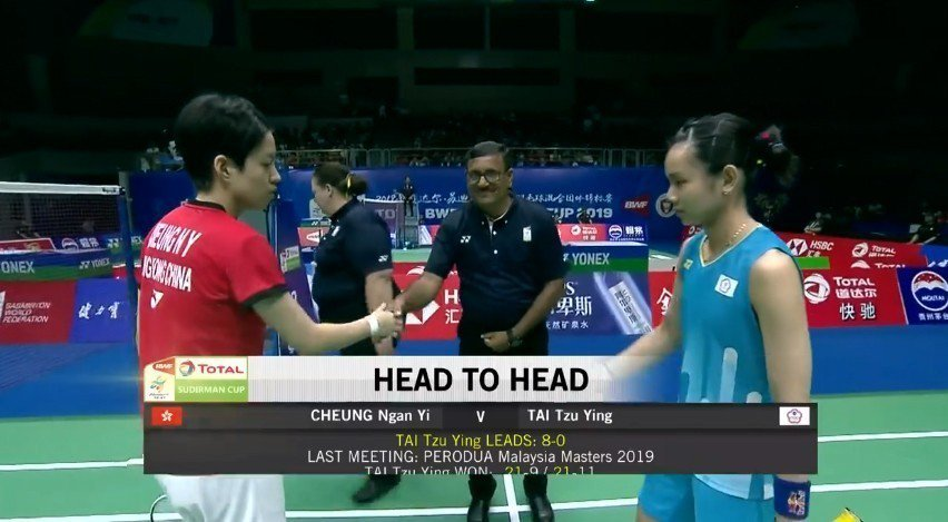 圖擷自BWF — Badminton World Federation