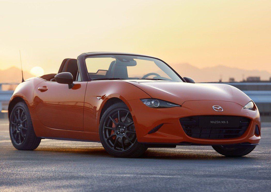 2019新年式Mazda MX-5針對SKYACTIV-G 2.0引擎進化,馬力...