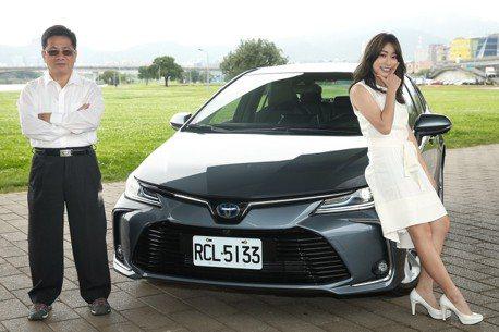 TOYOTA Corolla Altis Hybrid VS 老司機&新手駕駛