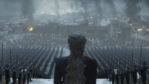 HBO冠軍大戲「冰與火之歌:權力遊戲」,明(20日)上午9點全球首播完結篇、晚上10點重播。戲雖已至尾聲,爭議卻愈演愈烈,近百萬不滿結局發展的粉絲,連署要HBO重找適任的編劇重拍第8季,反而激起其他...
