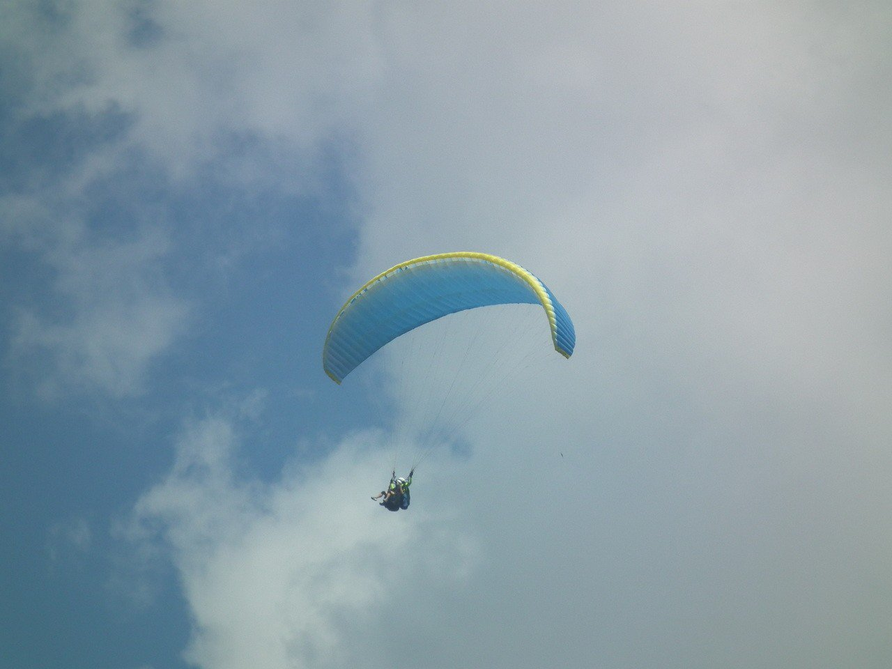 台東鹿野高台飛行傘運動發展多年,主要是以無動力的傘具為主,尤其台東地區氣候穩定,...