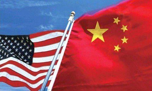 中美貿易戰升溫。新浪網