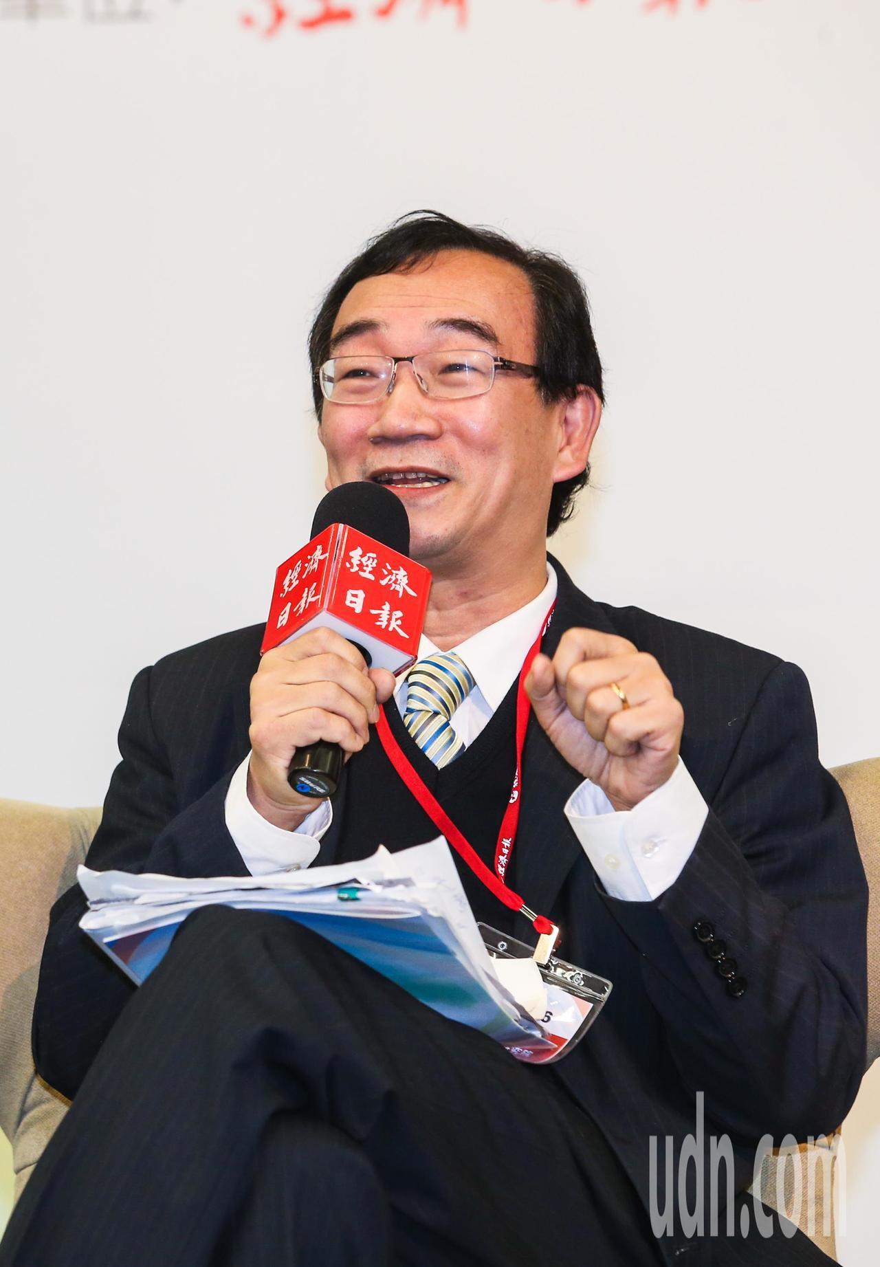 中華經濟研究院副院長王健全。本報資料照片