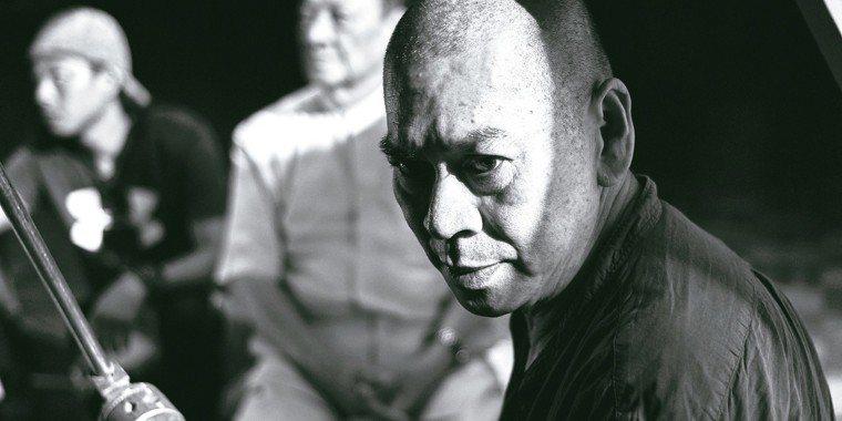 蔡明亮以美術館的凝視概念拍攝新片《你的臉》。 圖/汯呄霖提供