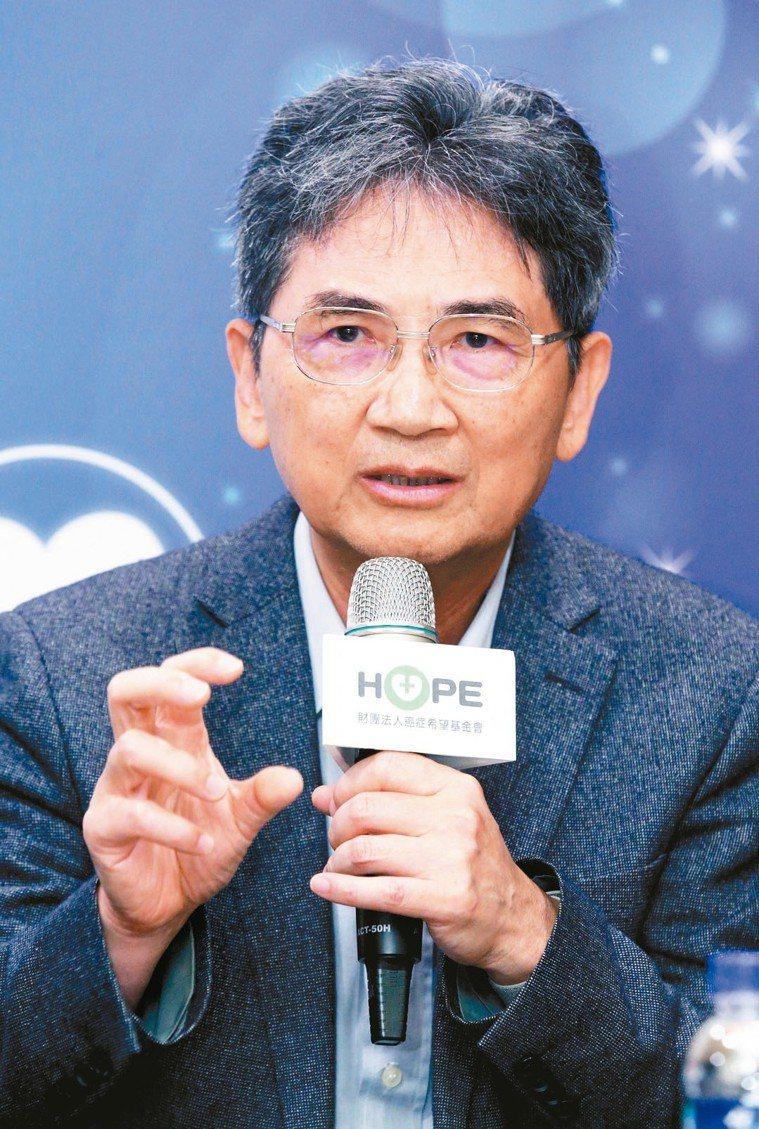 王正旭癌症希望基金會董事長