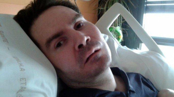 42歲的藍柏(Vincent Lambert)。 圖/擷自MaltaToday
