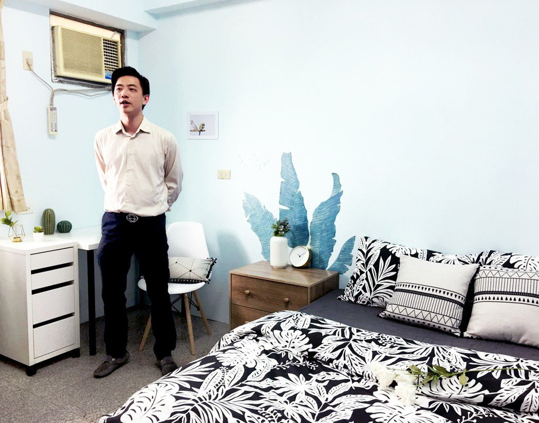 幸福久久窩表示,資金分攤使用在出屋管理與修繕,此外房屋裝修前裝修後的租金差可達3...