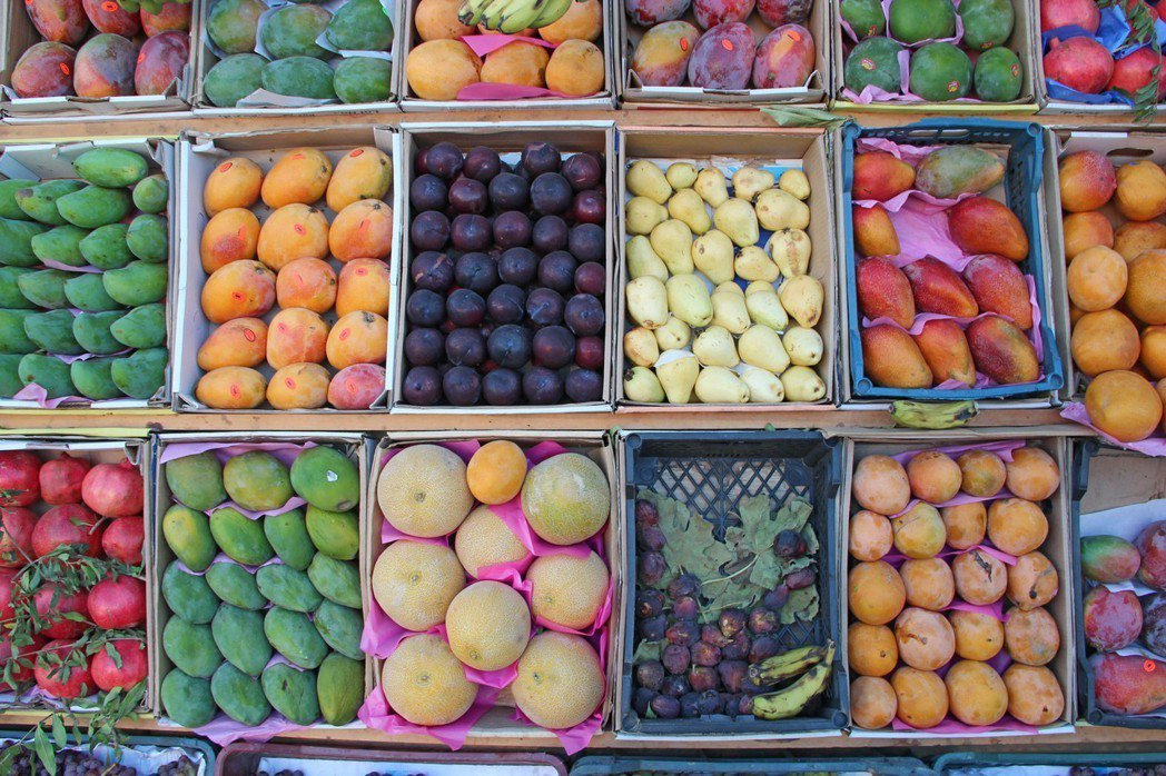 水果攤示意圖/ingimage