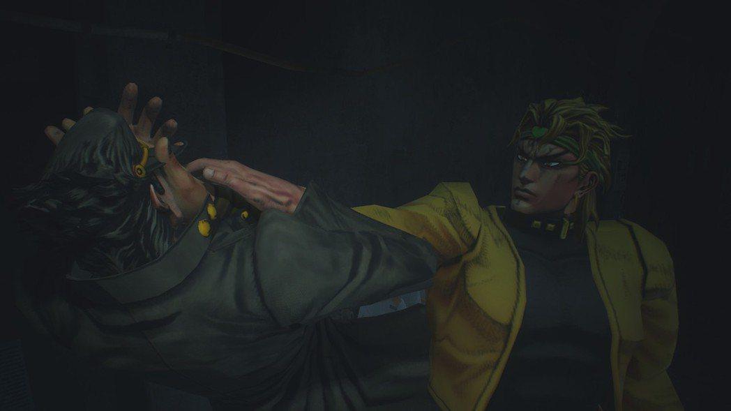 受死吧!承太郎!
