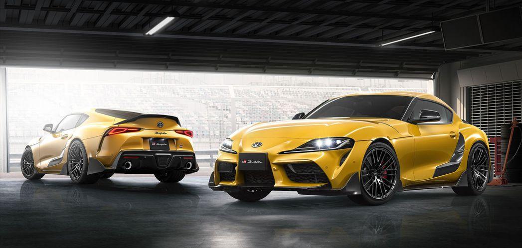 GR Supra或許2020年底就會現身。 摘自Toyota