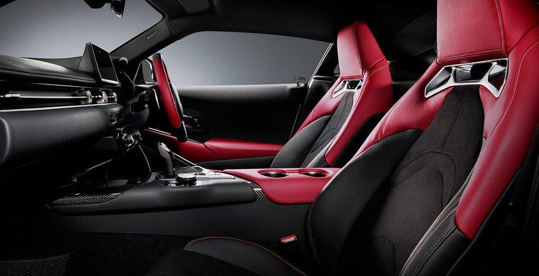 車艙內僅僅只有座椅才能感受到Toyota的味道。 摘自Toyota