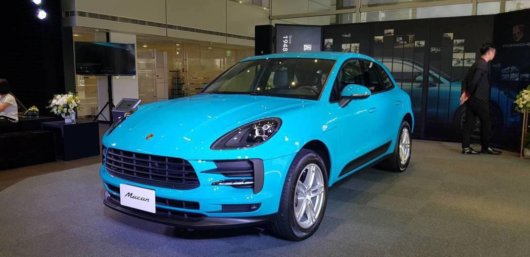 Porsche(保持捷)Macan以小型運動 SUV 市場定位廣受全球車迷喜愛,...