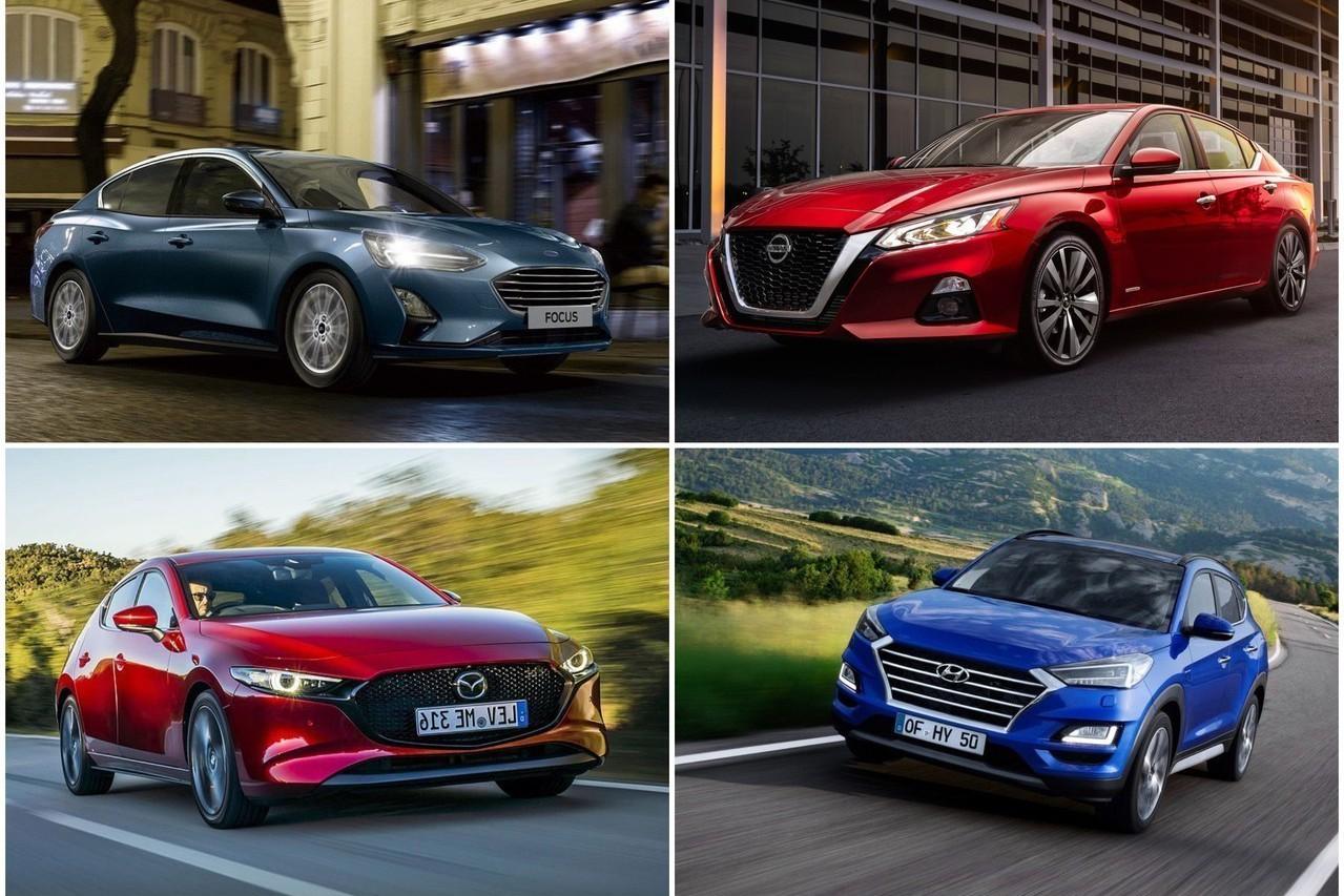 能源局4月油耗報告出爐 Nissan Altima終於現身 Mazda 3雙車型效率皆達1級。