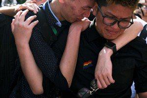 胡博硯/同婚專法通過後,台灣能否走向更幸福的國家?