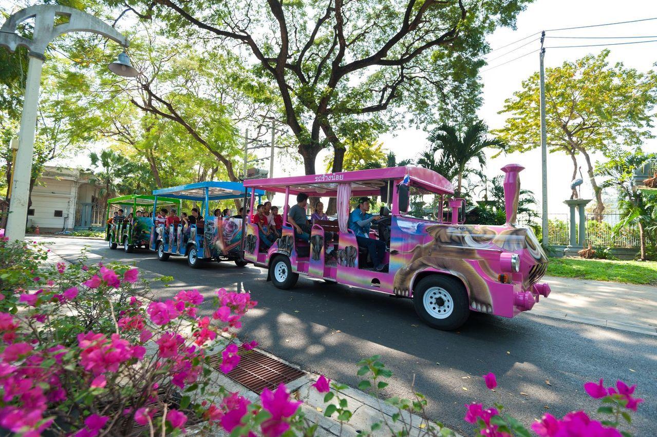 杜喜動物園。圖/泰國觀光局提供