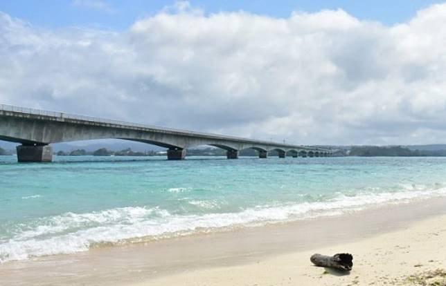 ▲沖繩北部景點推薦-古宇利海灘。(圖/Tripbaa趣吧!亞洲自由行專家)