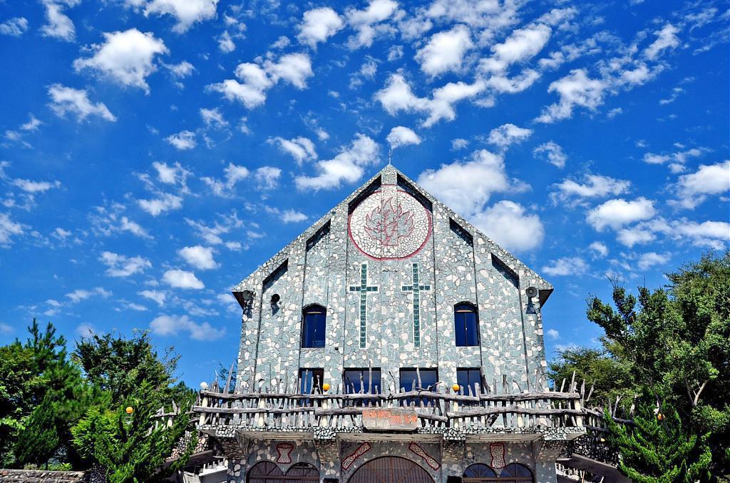 ▲新竹景點推薦-鎮西堡長老教會。(圖/Tripbaa趣吧!亞洲自由行專家)