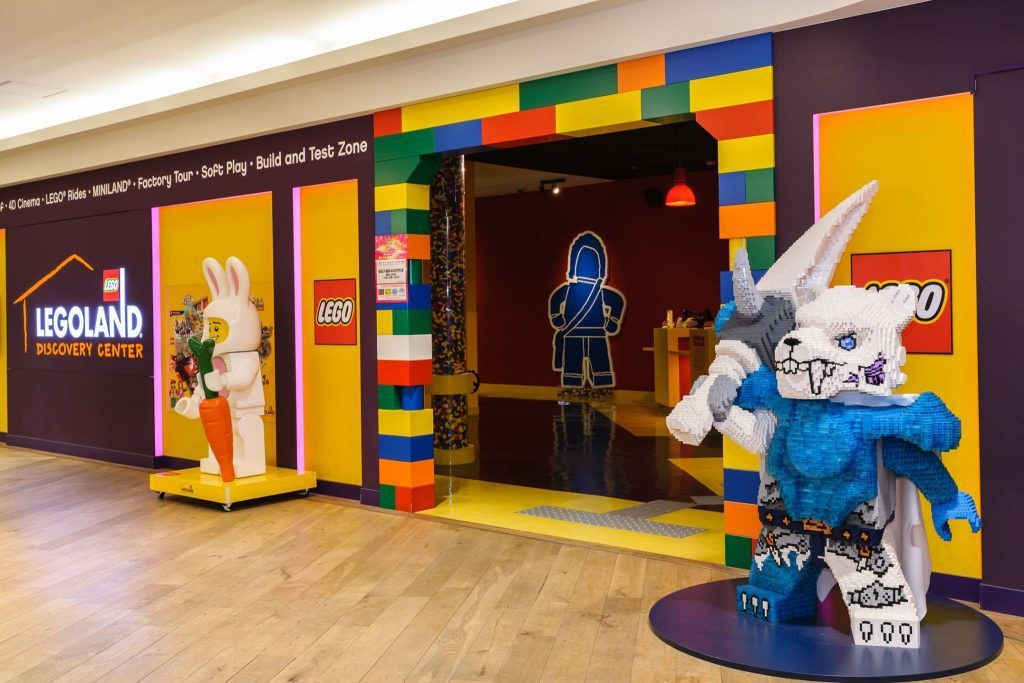 來源自LEGO LAND官方Facebook