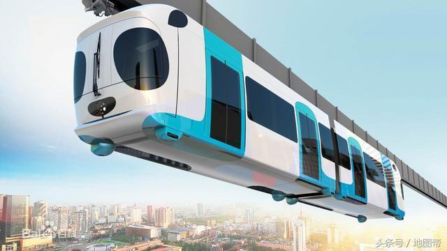 中國成都的空鐵有可愛的熊貓圖案。圖/取自網路