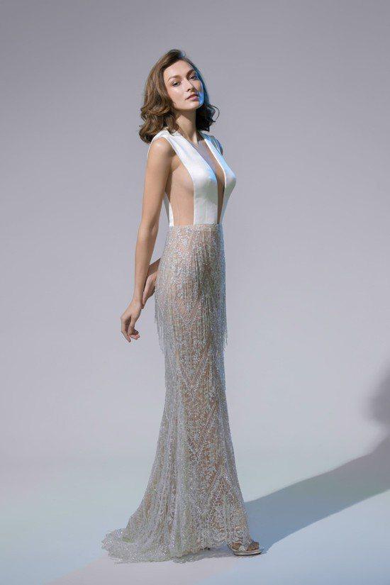 林莉婚紗「LL系列」Wedding dress。圖/Linli Boutique...