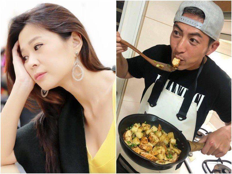 李燕、趙駿亞交往一年爆分手。圖/摘自臉書