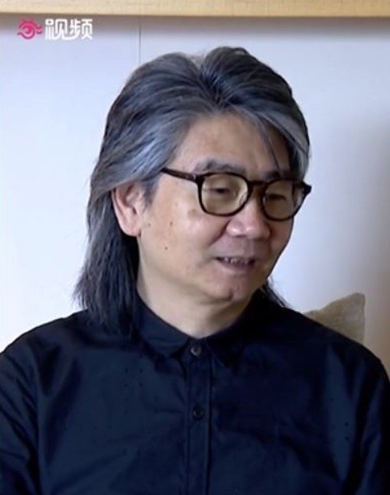 著名漫畫家朱德庸。擷取自/蘇州廣播電視總台