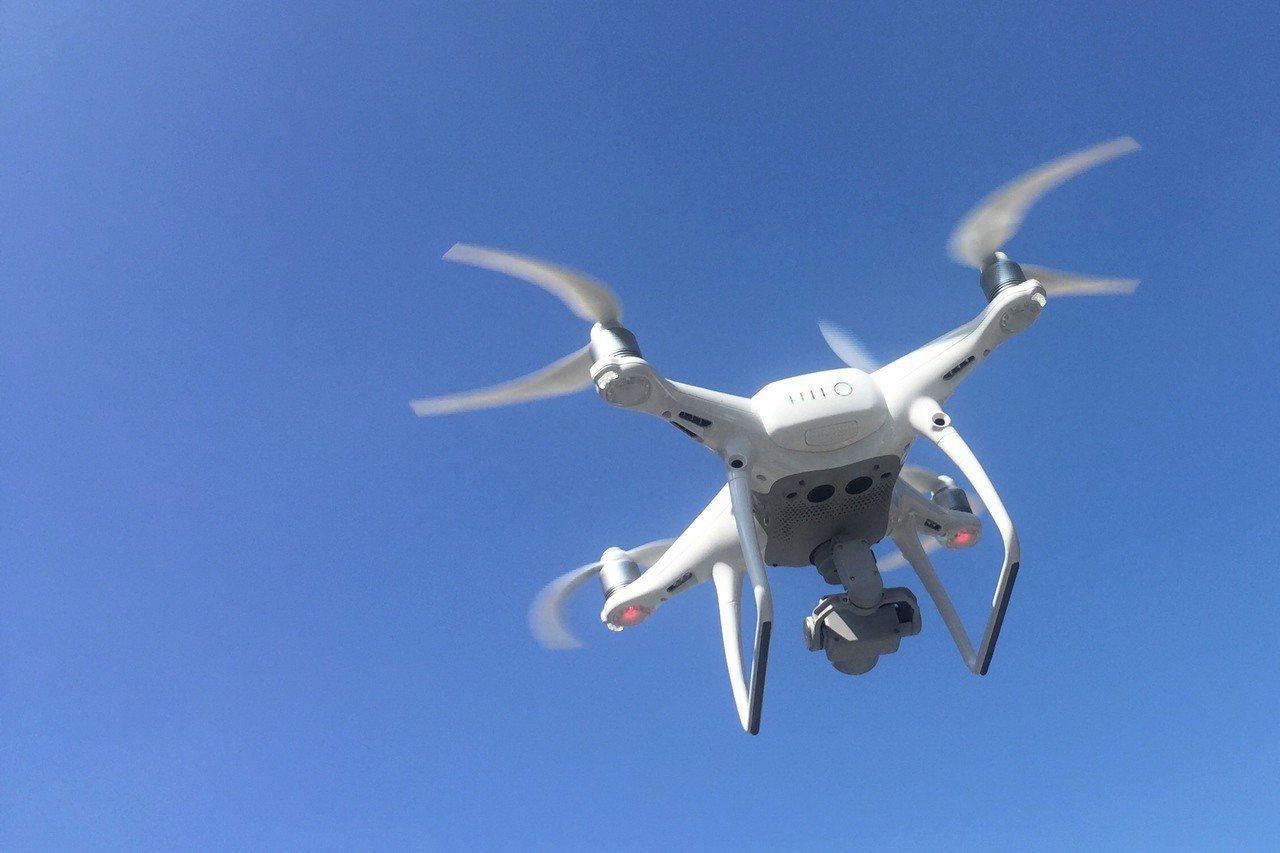 深圳最大生產無人機企業大疆可能受到制裁。圖/本報系資料照片