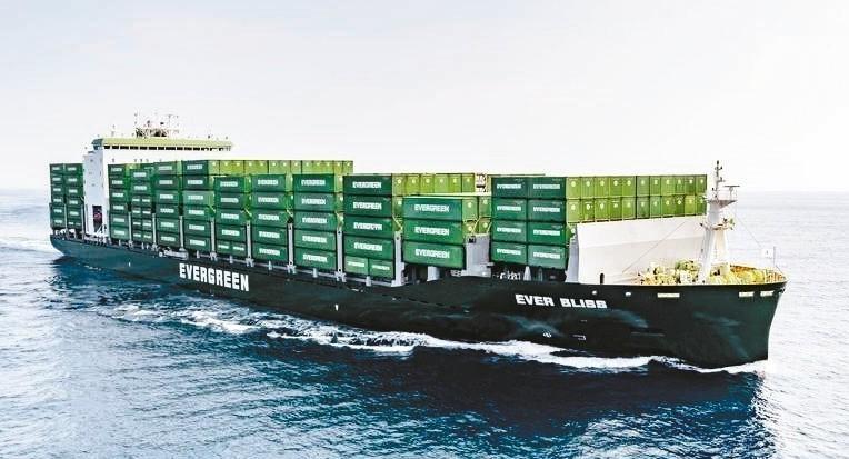 海運業對第三季都認為旺季可期,激勵貨櫃輪股價由龍頭長榮海運領軍上漲。 圖/長榮海...