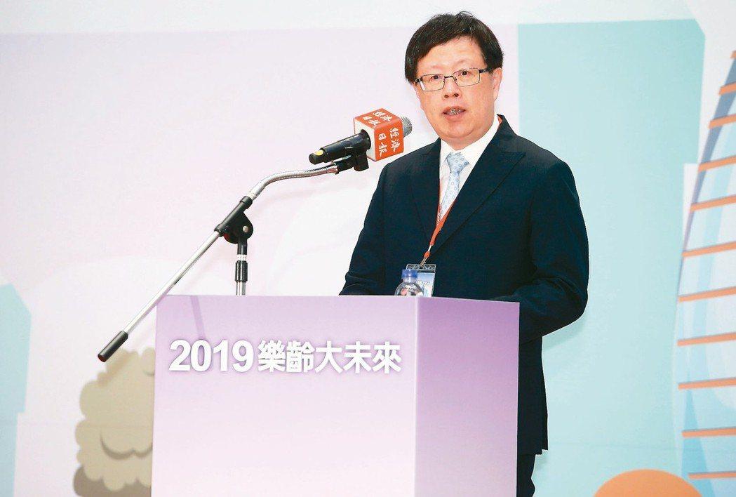 財政部次長吳自心 記者余承翰/攝影