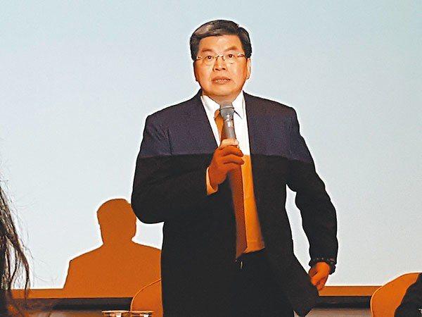 國泰金控總經理李長庚