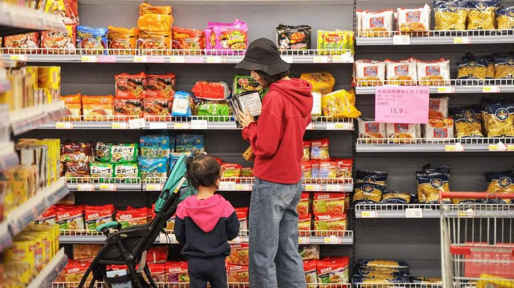 對中國關稅引發商店關閉風潮和危害銷售 法新社