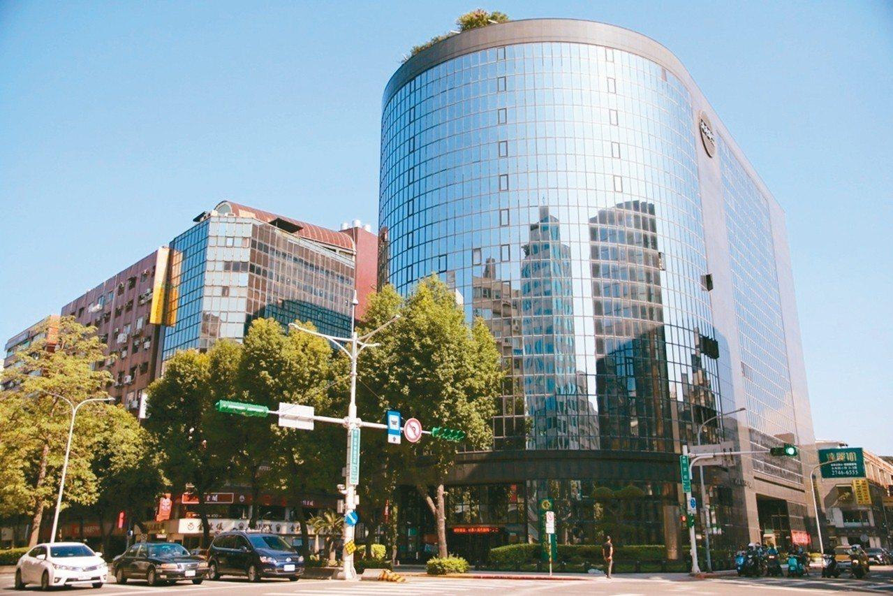 太平洋商業大樓。 圖/信義全球資產提供
