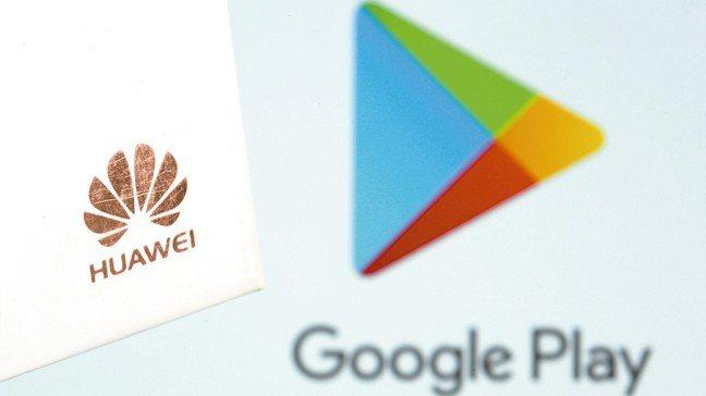 美國商務部將華為列入黑名單後,Google停止與華為的部分合作業務。 路透
