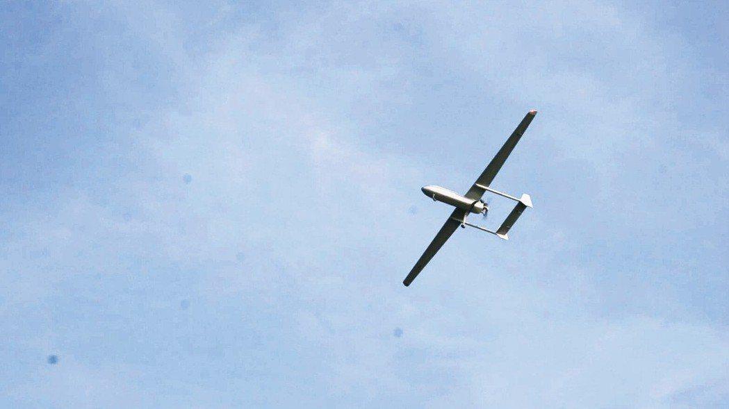 華為之後,無人機也中彈。 圖/天空飛行科技提供
