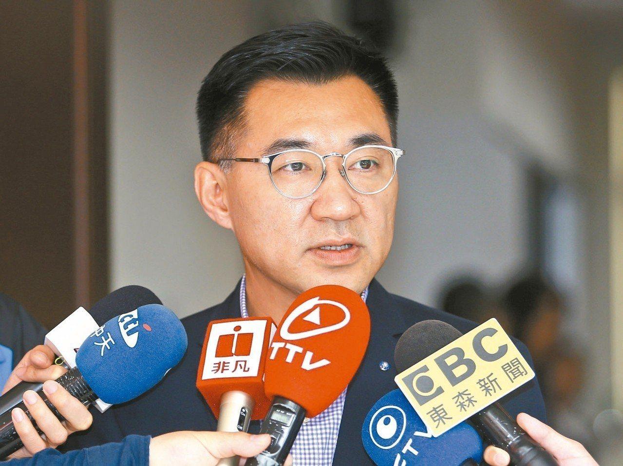 國民黨立委江啟臣。 圖/聯合報系資料照片