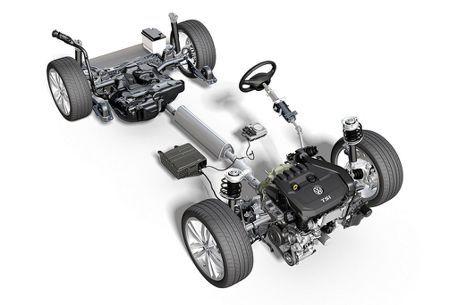 福斯Golf 8新節能動力呼之欲出!維也納國際汽車研討會透露端倪